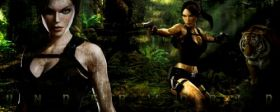 Gra Dual Screen 2560x1024 Tomb Raider Underworld 008