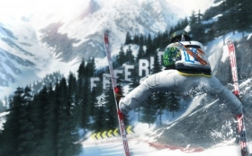 Sporty Zimowe, Winter Sports, Narty 1920x1200 001