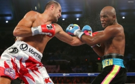 Boks, Boxing 2880x1800 001 Bernard Hopkins vs Sergey Kovalev