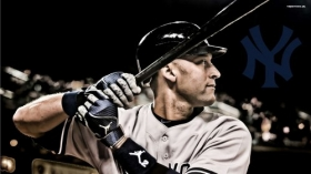 Baseball 1920x1080 001 Derek Jeter, New York Yankees