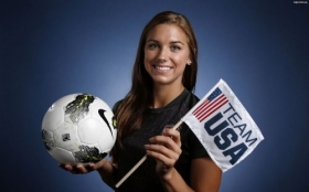Alex Morgan 09