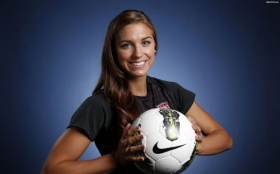 Alex Morgan 11