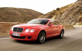 2007 Bentley Continental GT Speed 001
