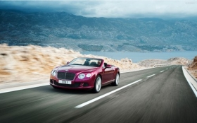 2013 Bentley GT Speed Convertible 001