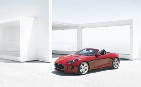 2014 Jaguar F Type 1