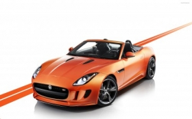 Jaguar F Type 2013