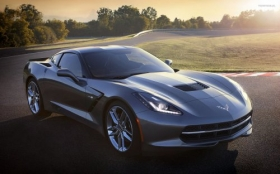 Chevrolet Corvette Stingray 2014 001