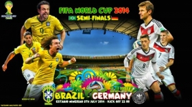 Fifa World Cup Brazil 2014 054 Brazylia vs Niemcy