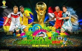 Fifa World Cup Brazil 2014 056 Polfinaly