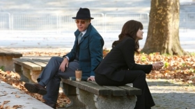 Czarna Lista - The Blacklist 031 James Spader jako Raymond Red Reddington, Megan Boone jako Elizabeth Keen