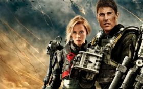 Na Skraju Jutra - Edge of Tomorrow 007 Emily Blunt, Rita, Tom Cruise, Cage