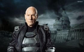 X-Men Days of Future Past 021 Old Porffesor Xavier