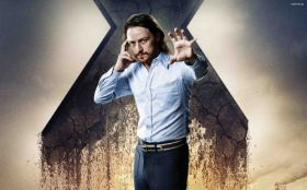 X-Men Days of Future Past 042 James McAvoy, Charles Xavier