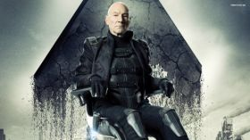 X-Men Days of Future Past 044 Patrick Stewart, Profesor X