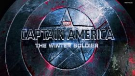 Captain America - The Winter Soldier 005 Logo