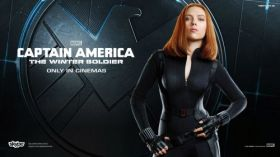 Captain America - The Winter Soldier 025 Scarlett Johansson, Black Widow