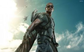 Captain America - The Winter Soldier 033 Anthony Mackie, Falcon