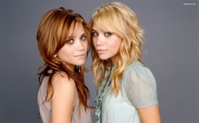 Ashley i Mary-Kate Olsen 001