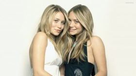 Ashley i Mary-Kate Olsen 007