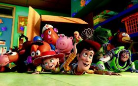 Cartoons Toy Story 2560x1600 001