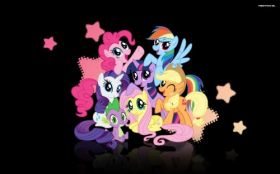 My Little Pony Przyjazn To Magia 001
