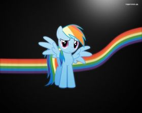 My Little Pony Przyjazn To Magia 007 Rainbow Dash