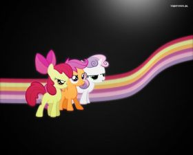 My Little Pony Przyjazn To Magia 011