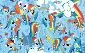 My Little Pony Przyjazn To Magia 017 Rainbow Dash