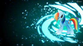 My Little Pony Przyjazn To Magia 022 Rainbow Dash