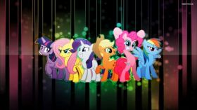 My Little Pony Przyjazn To Magia 025