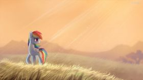 My Little Pony Przyjazn To Magia 037 Rainbow Dash
