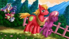 My Little Pony Przyjazn To Magia 042