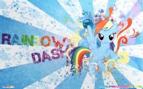 My Little Pony Przyjazn To Magia 045 Rainbow Dash