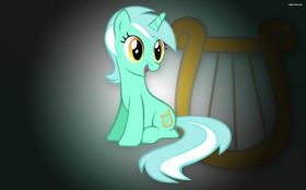 My Little Pony Przyjazn To Magia 048 Lyra Heartstrings