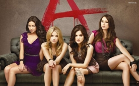 Pretty Little Liars 004 Emily, Hanna, Aria, Spencer