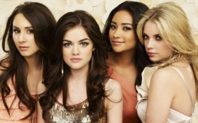 Pretty Little Liars 021 Spencer, Aria, Emily, Hanna