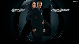Agenci T.A.R.C.Z.Y. 006 Melinda May i Phil Coulson