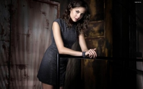 Arrow 027 Willa Holland, Thea Queen