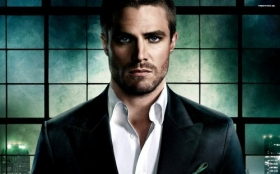 Arrow 028 Oliver Queen
