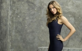 Arrow 029 Katie Cassidy, Laurel Lance