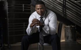 Arrow 031 David Ramsey, John Diggle