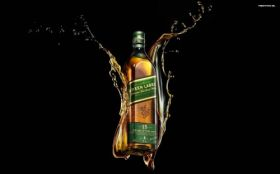 Whisky Johnnie Walker 002 Green Label