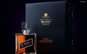 Whisky Johnnie Walker 004 Blue Label