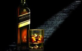 Whisky Johnnie Walker 007 Double Black
