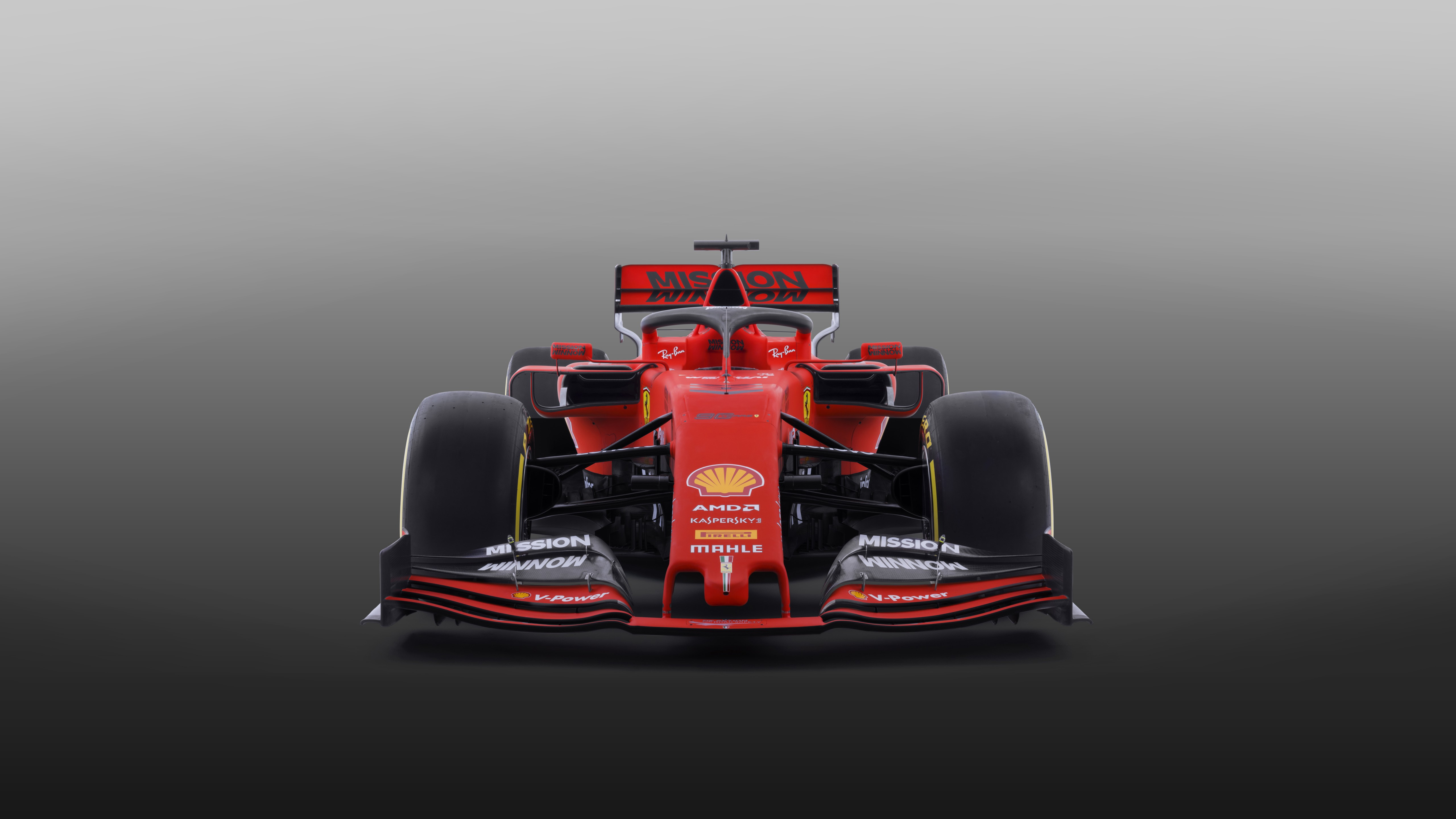 Formula 1  F1 114 Ferrari Sf90 2019