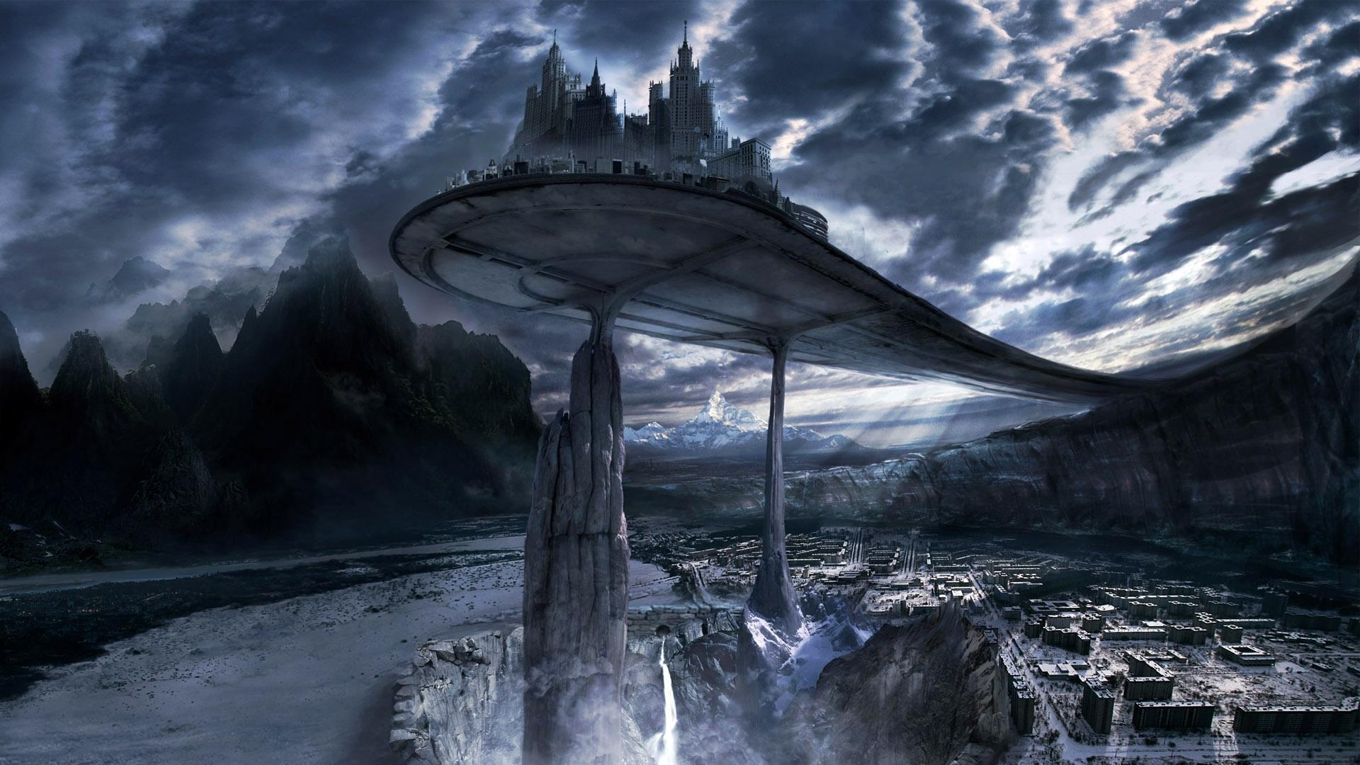 Fantasy Places Full HD 1920 X 1080 036