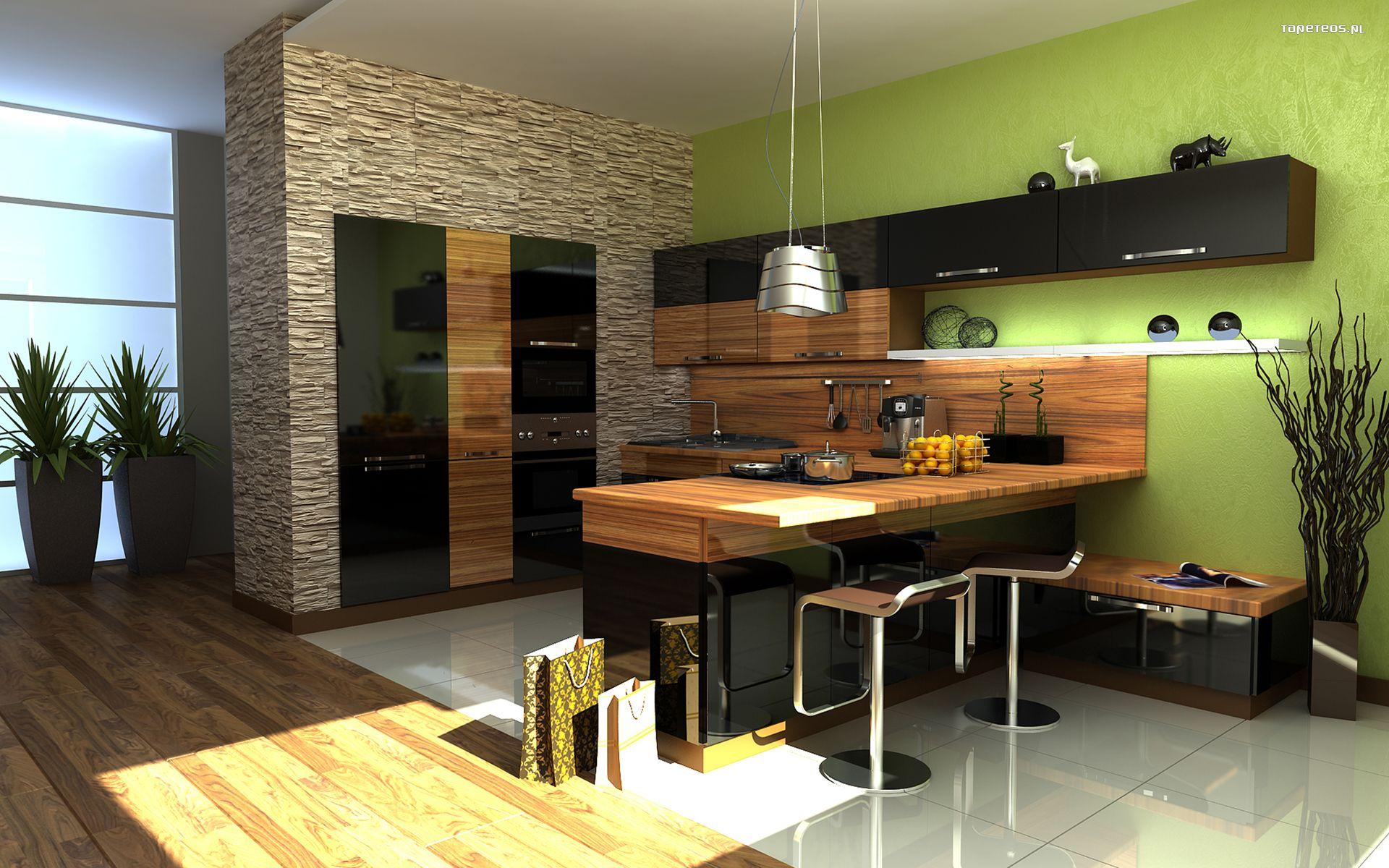 Interior Design 1920x1200 274 Kuchnia Tapety Na Pulpit
