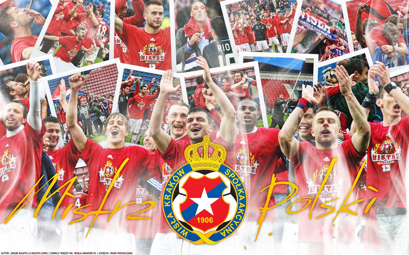 430b545dc Legia Warszawa 1680x1050 001 · Wisla Krakow 1680x1050 003 Mistrz Polski  2011 ...