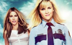 Goracy poscig (2015) Hot Pursuit 004 Reese Witherspoon, Sofia Vergara