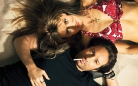 Californication 19 Hank, Karen